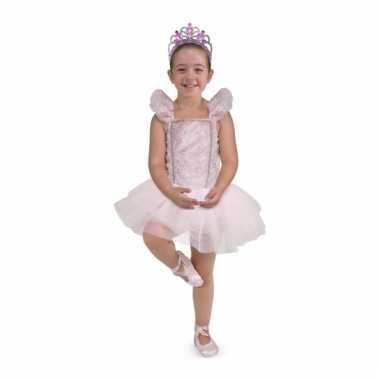 Ballerina verkleedset meisjes carnavalskleding