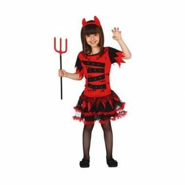 Carnavalskleding duivel carnavalskleding meisjes