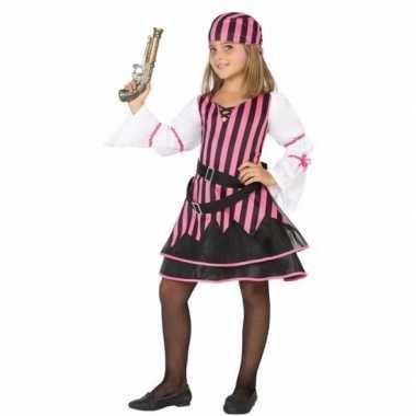 Carnavalskleding piraten meisje meisjes