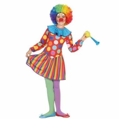 6db51afe1599ce Clown dotty carnavalskleding meisjes