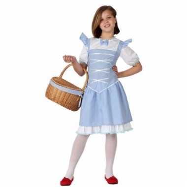 Dorothy wizard of oz carnavalskleding meisjes