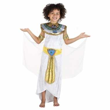 Egyptische godin carnavalskleding meisjes