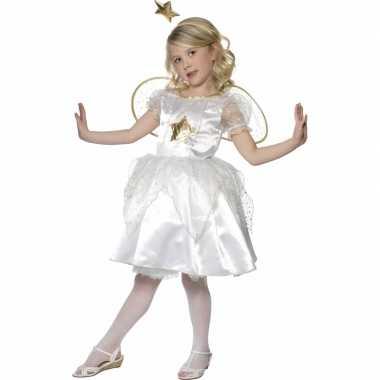 Engelen carnavalskleding meisje meisjes