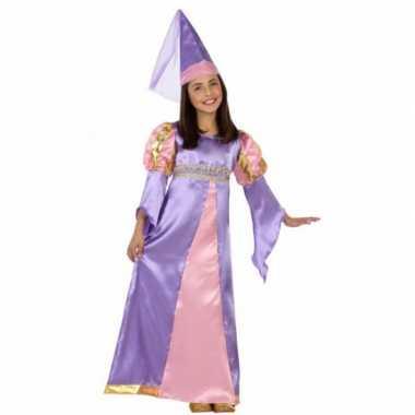 Goede fee prinsessen carnavalskleding meisjes