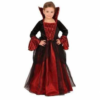 Halloween prinsessen carnavalskleding meisjes