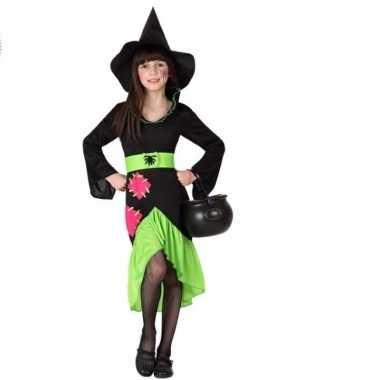 Heksen carnavalskleding matilda meisjes
