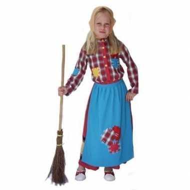 Heksen carnavalskleding meisjes