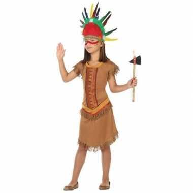 Indianen carnavalskleding carnavalskleding meisjes
