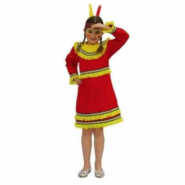 Indianencarnavalskleding meisjes
