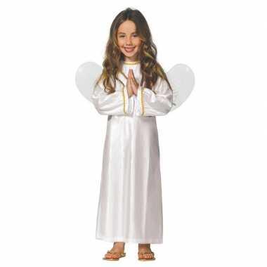 Kerst engelen carnavalskleding vleugels meisjes