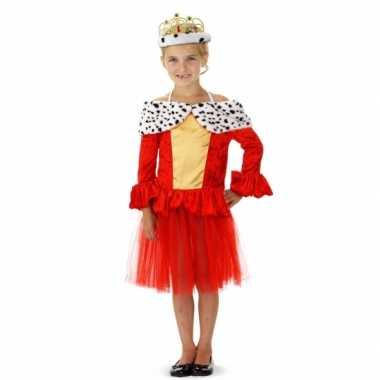 Koninginnen carnavalskleding meisjes