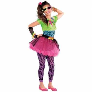 Madonna jaren carnavalskleding feestcarnavalskleding meisjes jaar