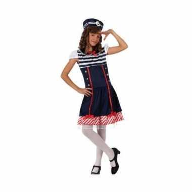 Matrozen verkleed carnavalskleding meisjes