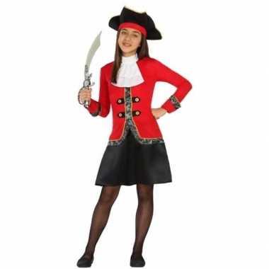 Piraat dolores carnavalskleding meisjes