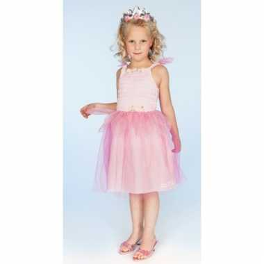 Prinsessen carnavalskleding kelly roze meisjes