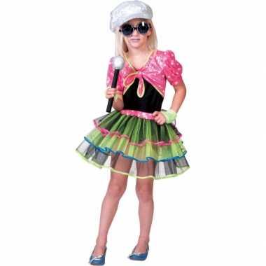 Rockster carnavalskleding meisjes