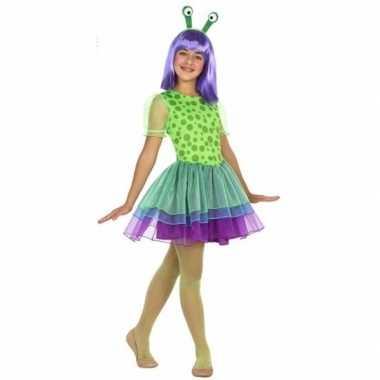Ruimtewezen carnavalskleding meisjes