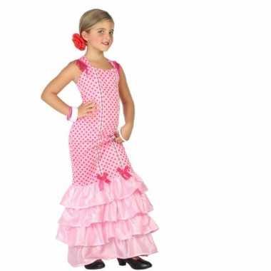 Spaanse carnavalskleding meisjes