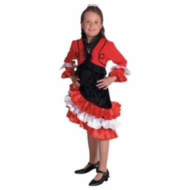 Spaanse meisjes carnavalskleding