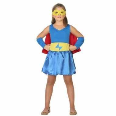 Supergirl carnavalskleding meisjes