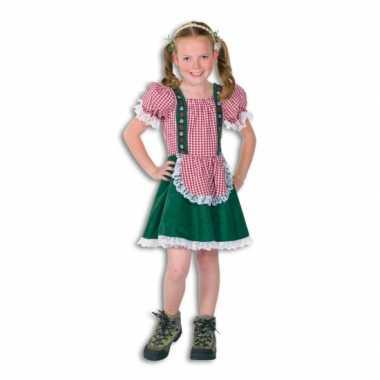 Tiroler carnavalskleding meisjes
