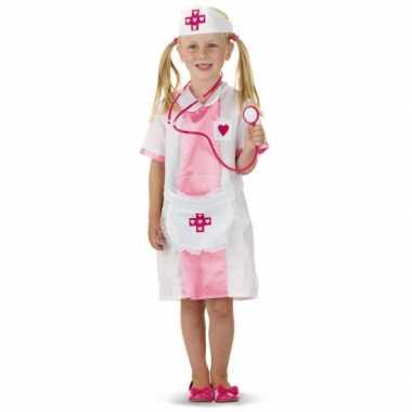 Verpleegster carnavalskleding meisjes